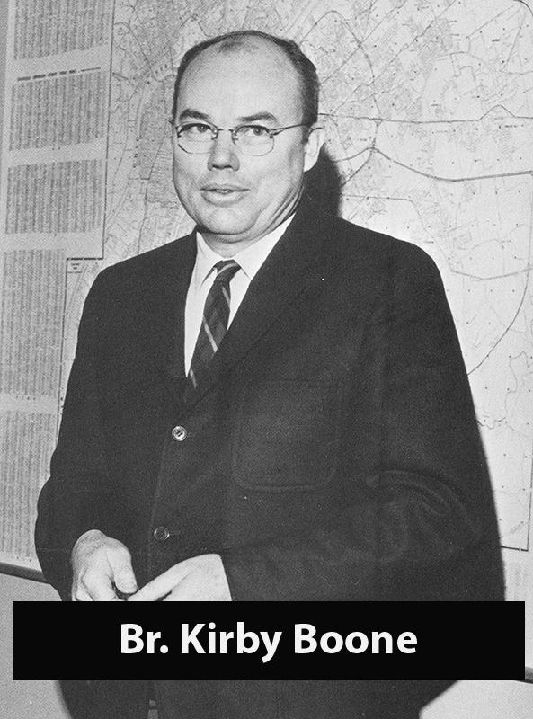 Boone, Br. Kirby