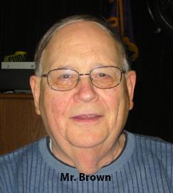 Brown, Mr.