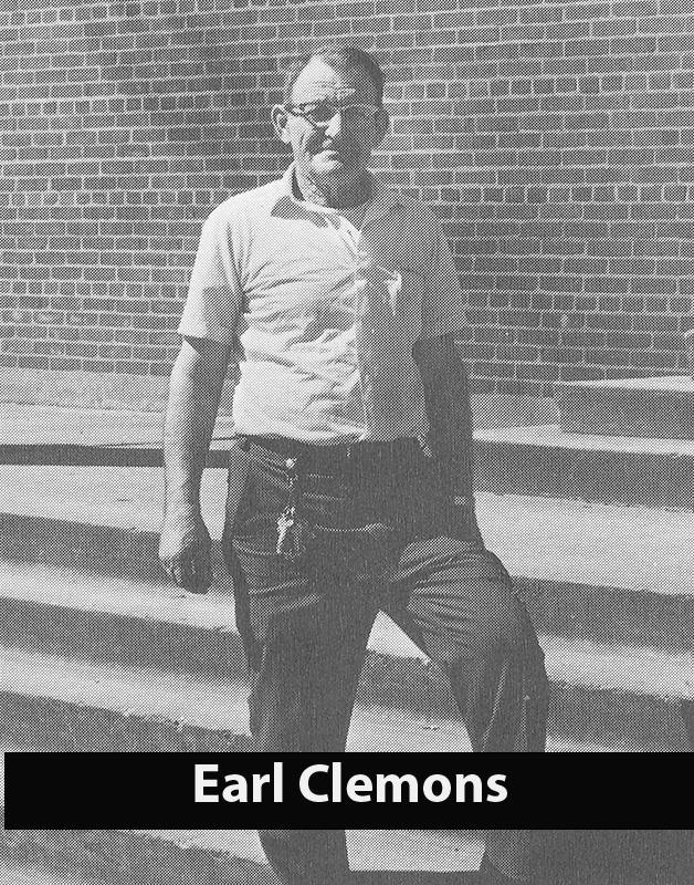 Clemons, Earl