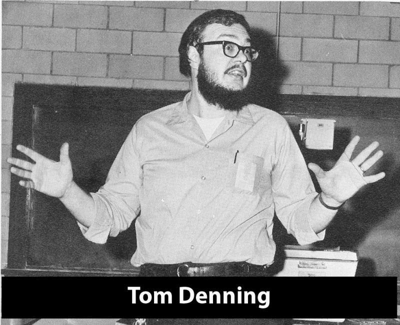 Denning, Tom