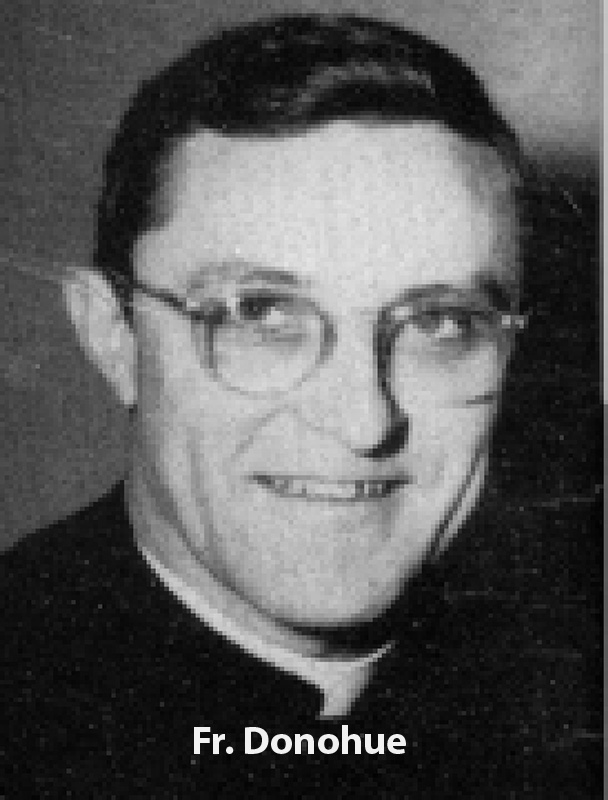 Donohue, Fr