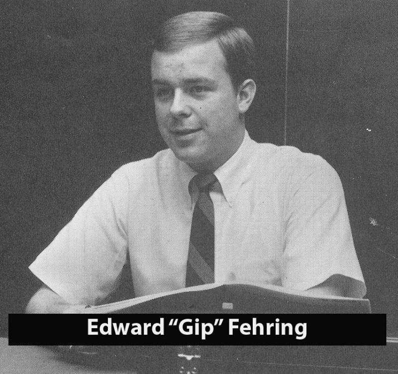 "Fehring, Edward ""Gip"""