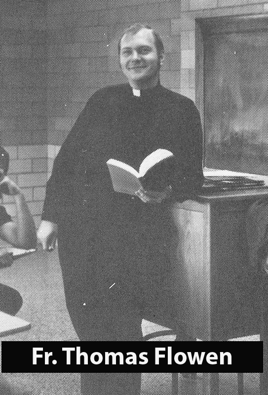 Flowen, Fr. Thomas