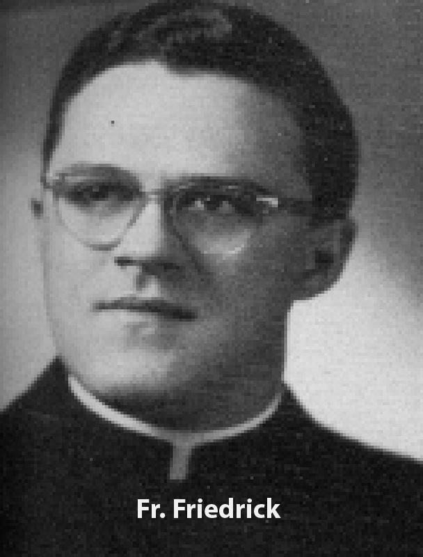 Friedrick, Fr