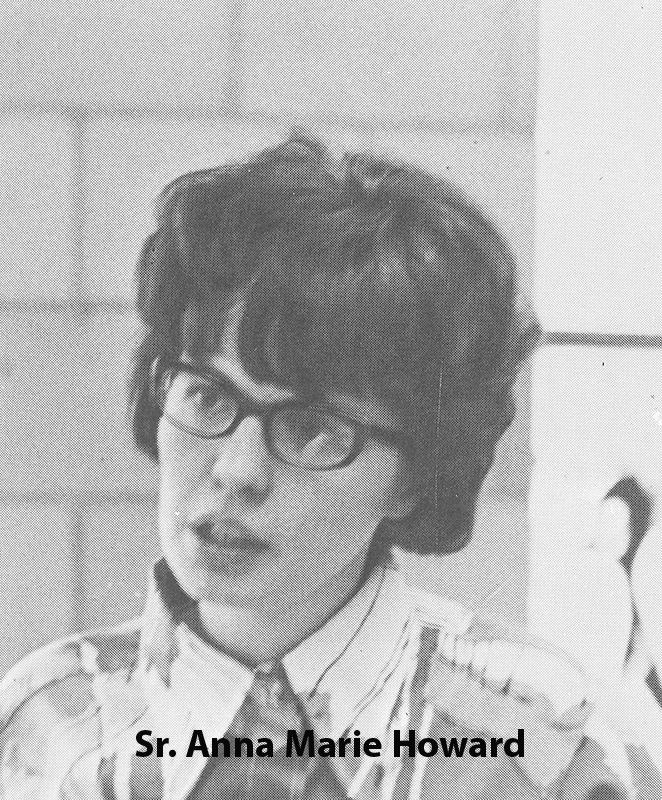 Howard,Sr. Anna Marie