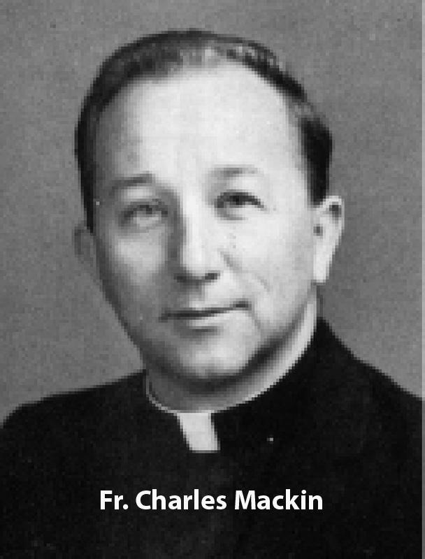Mackin, Fr. Charles