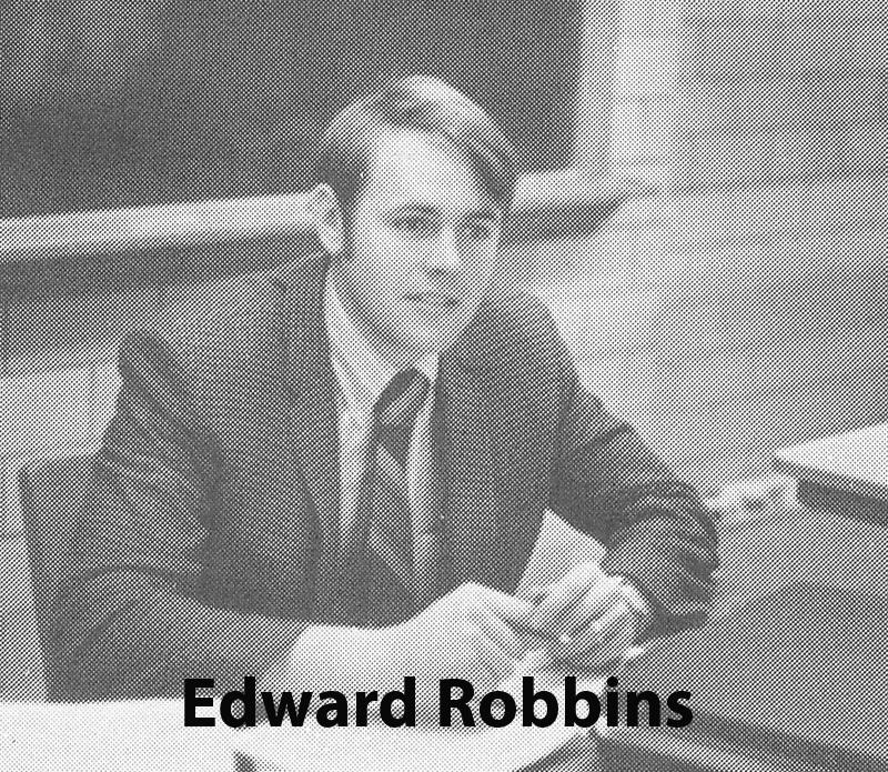 Robbins, Edward